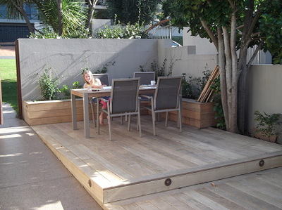 Landscape architects auckland deck building pathways for Auckland landscaping services