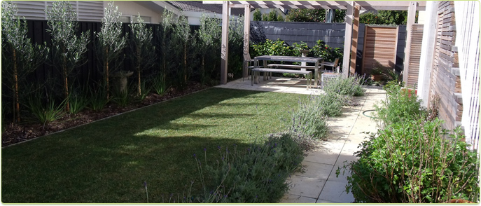 Landscape design auckland garden landscape design north shore for New home garden designs