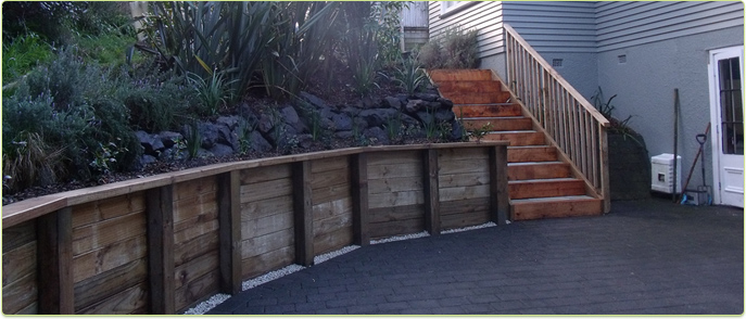 How to landscape your garden nz for Landscape design jobs new zealand